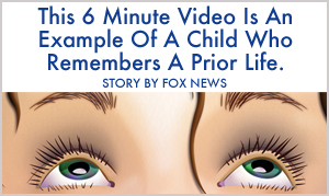 Child Who Remembers A Prior Life