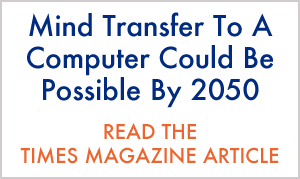 Mind Transfer To A Computer