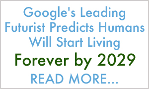 Google's Leading Futurist Predicts Humans Will Start Living Forever by 2929
