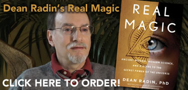 Dean Radin's Real Magic