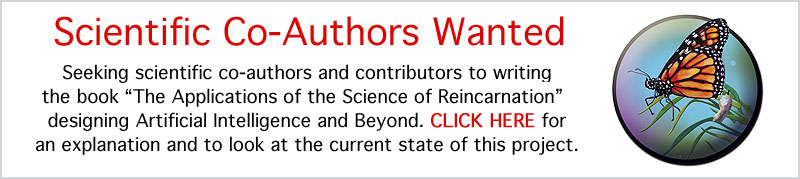 Scientific Authors Needed