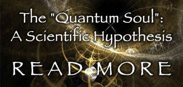 The Quantum Soul A Scientific Hypothesis